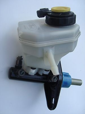 GENUINE FORD KA 1.3 BRAKE MASTER CYLINDER 4 PIPE OUTLET NON ABS