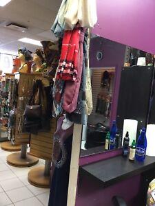 À vendre le salon  coiffure et autres