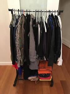 Women's fashion clothing (size 6/s), shoes (6-7) and handbags South Yarra Stonnington Area Preview