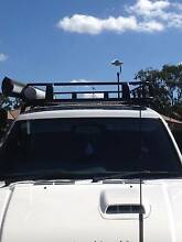 Tigerz11 Full Length Roof Rack & Fixed Side Ladder Tugun Gold Coast South Preview