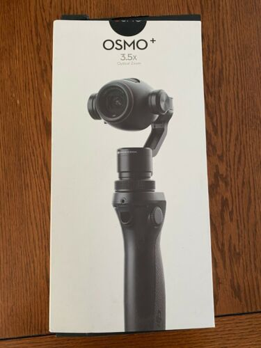 DJI Osmo Handheld 4k Camera and 3-Axis Gimbal Zenmuse 3x Zoom
