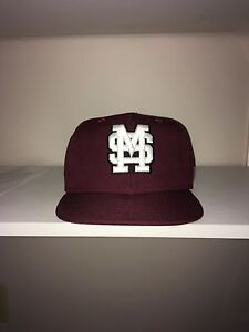 Brand new Mississippi State Bulldogs New Era 59fifty hat Peterborough Peterborough Area image 1