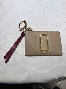 Marc Jacobs Keychain coin wallet(used) 10/10 condition