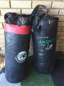 Boxing bag AP spots Mirrabooka Stirling Area Preview