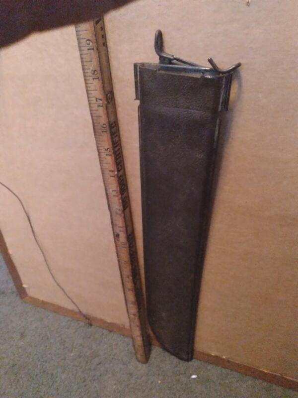 1966 Vietnam War Jungle Machete knife sheath cover 18 inches