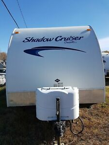 2012 Cruiser RV SHADOW