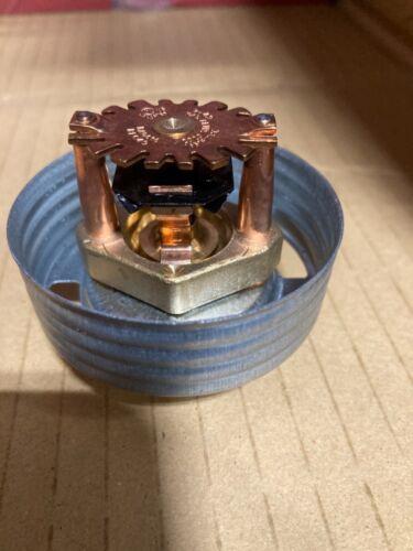 50 Reliable G5-56 Regular Temp 165° Commercial Concealed Sprinkler- Head Only