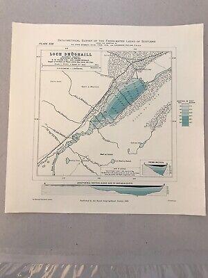 Loch Dhughaill - Carron Basin (23 X 23cm)
