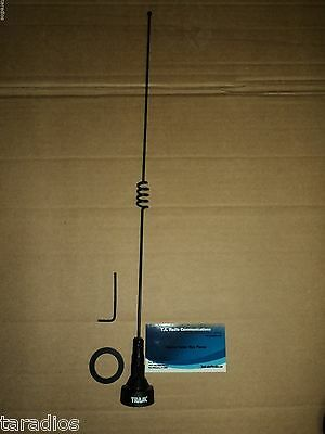 New TRAM 1181 NMO VHF / UHF 144-170 / 430-470 MHz DUAL BAND MOBILE ANTENNA
