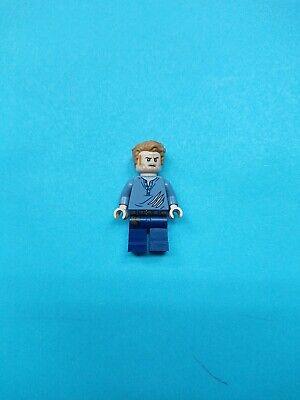 Lego Jurassic World Minifigure Owen Grady, Ripped Shirt 75929!