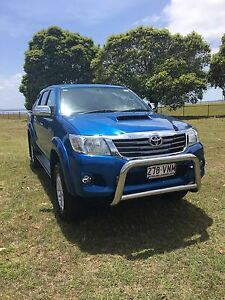 2015 sr5 Toyota hilux Medowie Port Stephens Area Preview