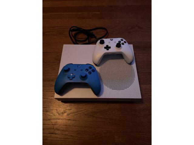 Microsoft Xbox One S All-Digital Edition 1TB White Console