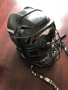 Casque hockey Mission