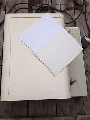Gbc 111pm-3 28 Hole Binding Machine Paper Punch 115vac W Foot Pedal