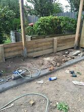 Fencing & landscaping & retaining wall Springvale Greater Dandenong Preview