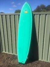 Fish surfboard great for beginners or bigger person Margaret River Margaret River Area Preview