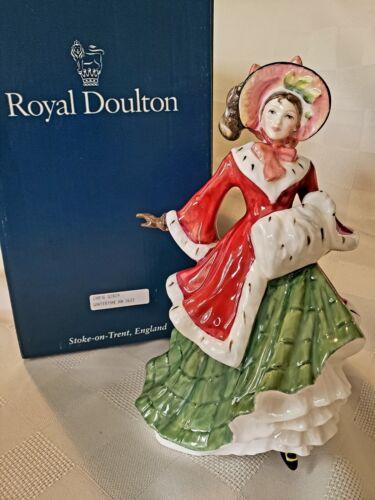 Royal Doulton Wintertime, HN622