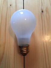 20,000 Hour 40 Watt Incandescent Light Bulb A19 Inside ...