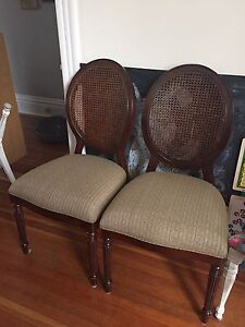 Bombay Company Chairs