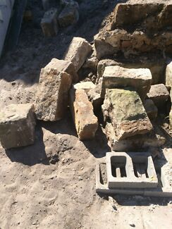 Sandstone blocks  Coogee Eastern Suburbs Preview