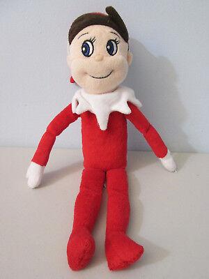 Elf On The Shelf Plush Girl Doll Stuffed Animal 14