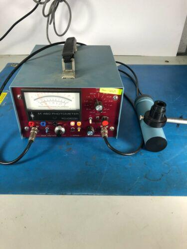 Shoeffel M 460 Photometer w/ Light Sensitive Attatchment *30DAY ROR*
