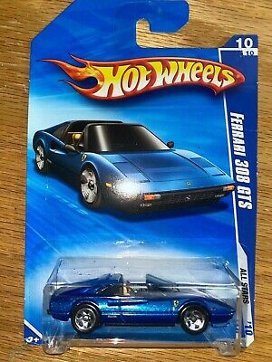 HOT WHEELS. FERRARI 308 GTS #128/240