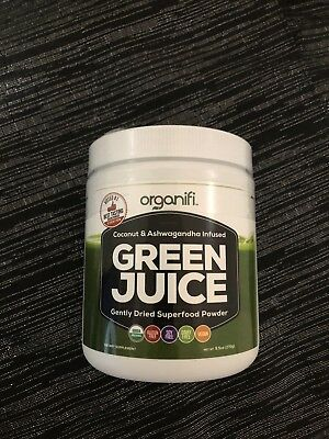 New Organifi Green Juice Super Food Powder 30 Days Supply   Fast Free Shipping