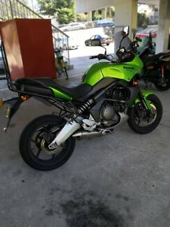 Kawasaki 650 Versys Chippendale Inner Sydney Preview