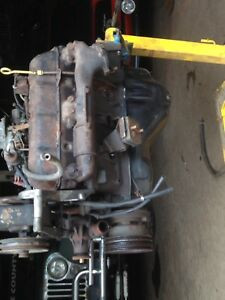 Amc 360 jeep engine