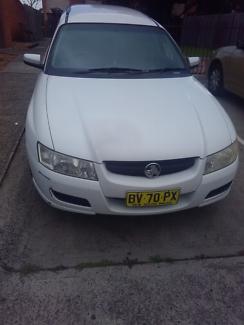 2007 model VZ Holden Commodore Acclaim