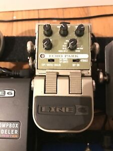 Line 6 Echo Park stereo tap tempo delay pedal