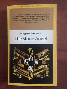 The Stone Angel by Margaret Laurence novel