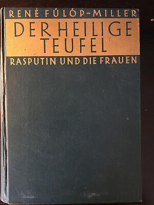 Der heilige Teufel - Rasputin und die Frauen - Fülöp-Miller, René