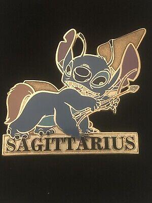 Disney Auctions DA P.I.N.S. Stitch Sagittarius Zodiac Pin LE 500 Nov. Astrology