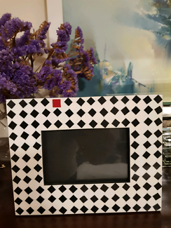 Black and white picture frame  Fitzroy North Yarra Area Preview