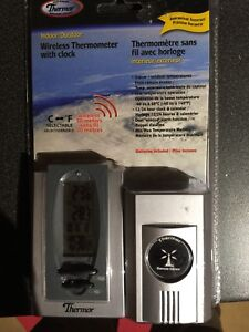 Wireless weather stations / thermometers $10ea