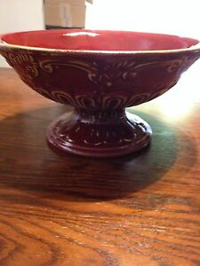 Decorative Pedestal Display Bowl London Ontario image 1