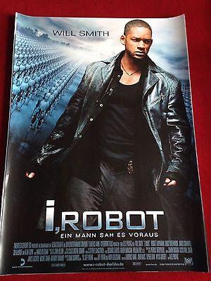 I, Robot Kinoplakat Filmplakat Poster A1 Will Smith