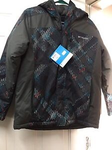 GIRLS SIZE 14-15 COLUMBIA JACKET