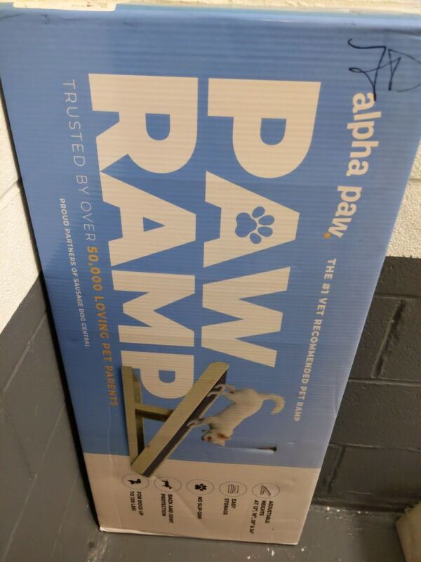 Alpha Paw The Paw Ramp for Dogs & Cats*