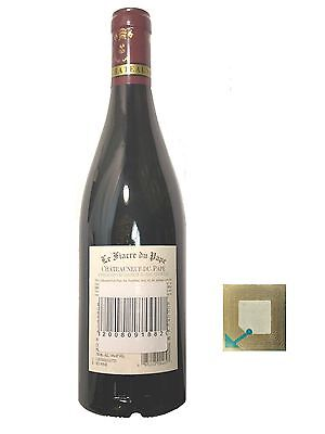 Wine Bottle Large Eas Rf Anti Theft Checkpoint Compatible Security Sensor Label