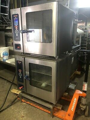 Eloma Genius T 6-11 Double Stack Combi Oven Convection Andor Steam Oven