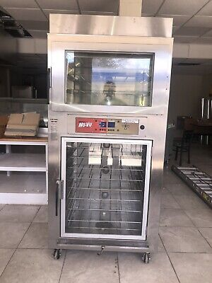 Nuvu Oven-proofer Modelsub-123p Good Condition