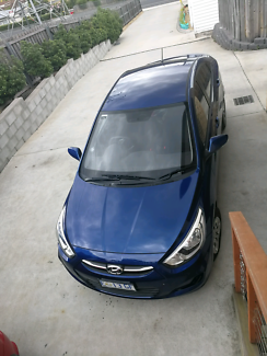 2014 hyundai accent  Glenorchy Glenorchy Area Preview