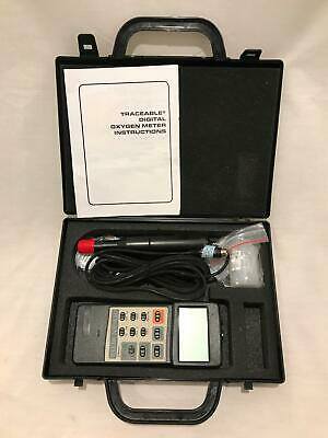 Traceable Digital Dissolved Oxygentemp Meter Probe