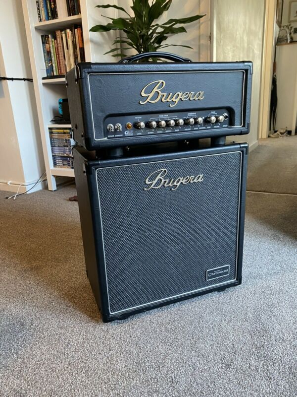 Bugera G5 Infinium 5W valve amplifier excellent condition Head And Cab