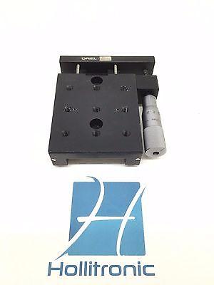Oriel 6131 Micrometer Used