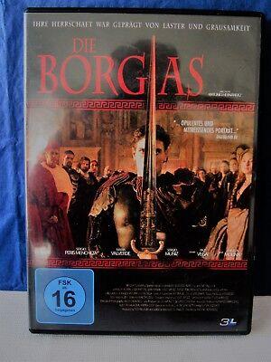 DVD : DIE B O R G I A S gebraucht kaufen  Eberswalde