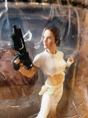 STAR WARS UNLEASHED PADME AMIDALA IN SEXY WHITE - Sexy Star Wars Outfits